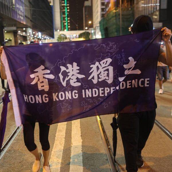 'China voert omstreden Hongkong-wet door'
