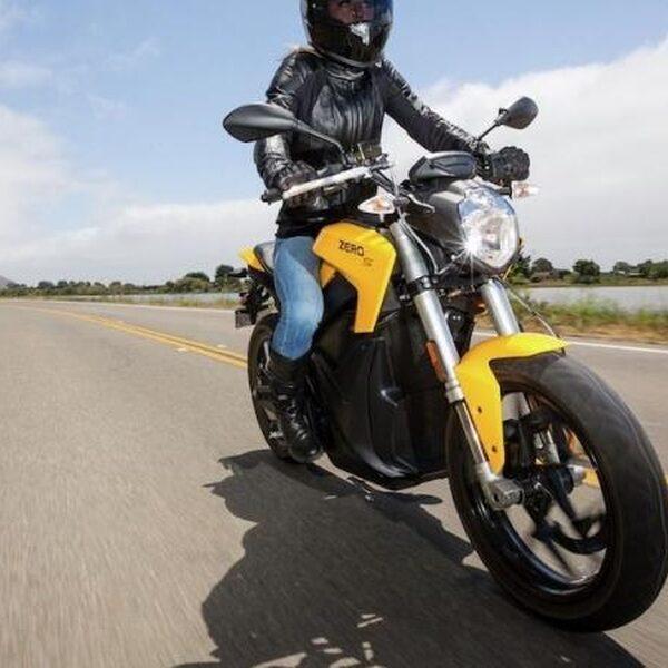 Elektrisch motorrijden komt eraan