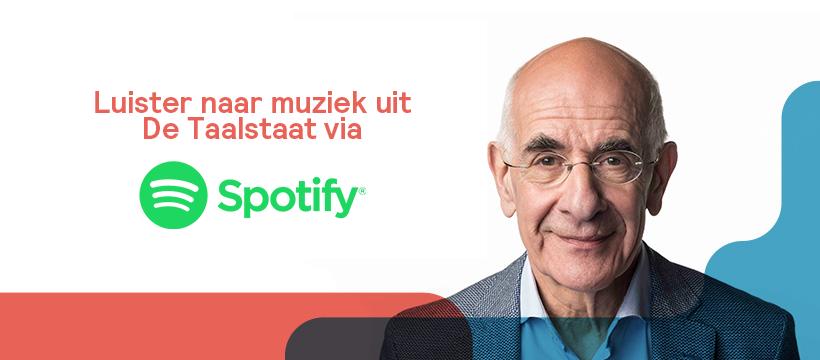 Taalstaat op Spotify