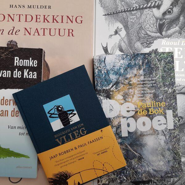 Jan Wolkers Prijs 2021: deze boeken staan op de shortlist