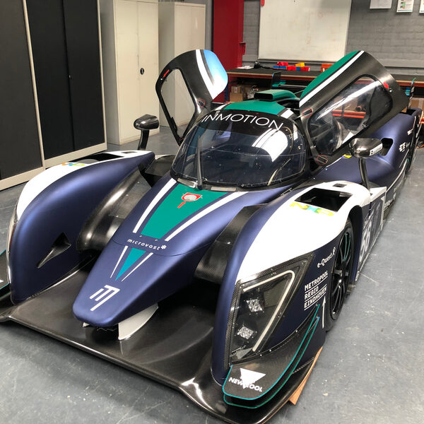 Is de toekomst van de Formule 1 elektrisch?