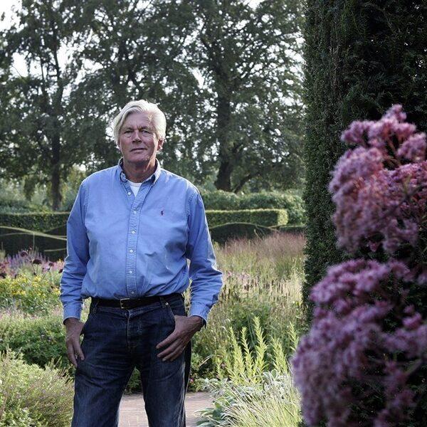 Tuin- landschapsarchitect Piet Oudolf: 'Als je zelf anders bent wordt je tuin ook anders'