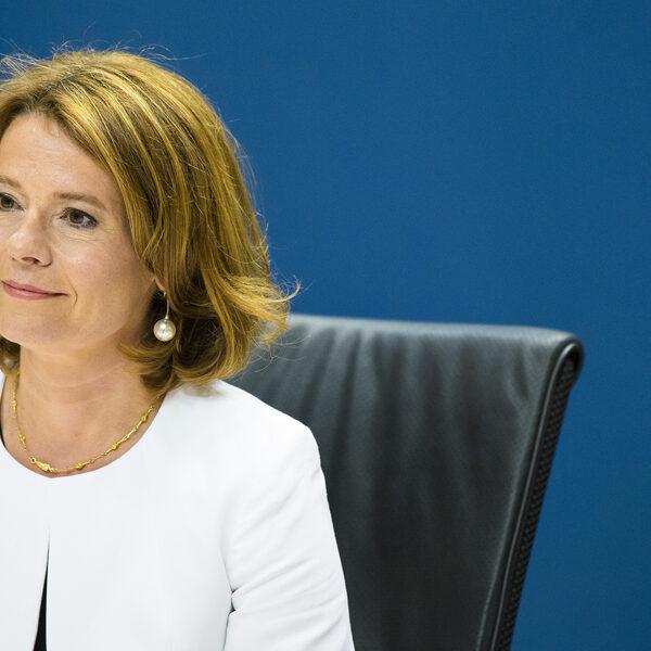 Voormalig AFM-topvrouw Merel van Vroonhoven: 'Na mijn besluit om juf te worden dacht ik: wat is dit voor griezelig idee?'