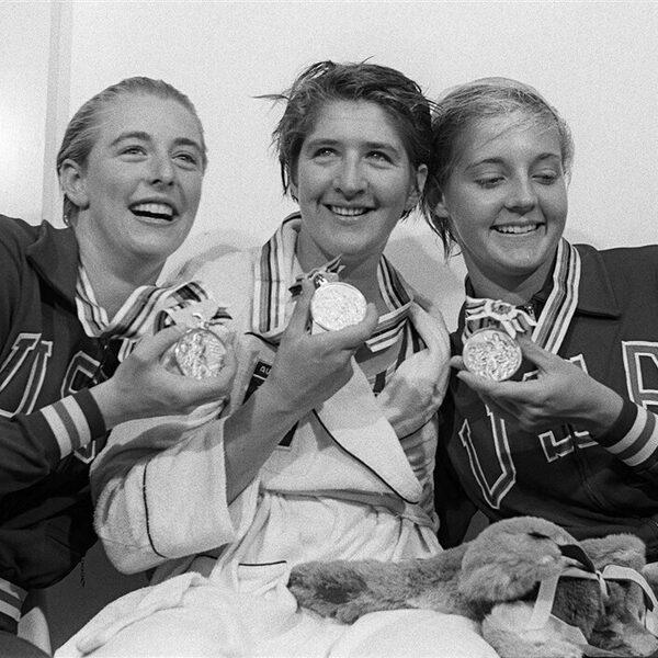 Terug naar Tokio 1964: Rebelse kampioene Dawn Fraser
