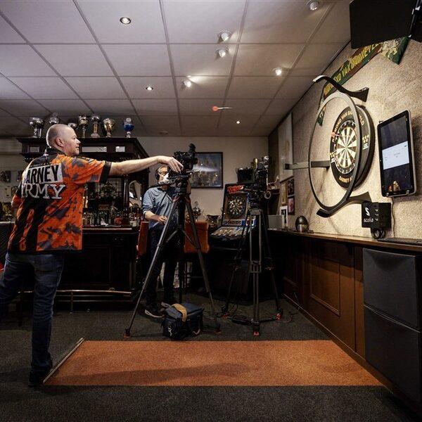 Darter Van Barneveld stapte uit toernooi na verdenking matchfixing