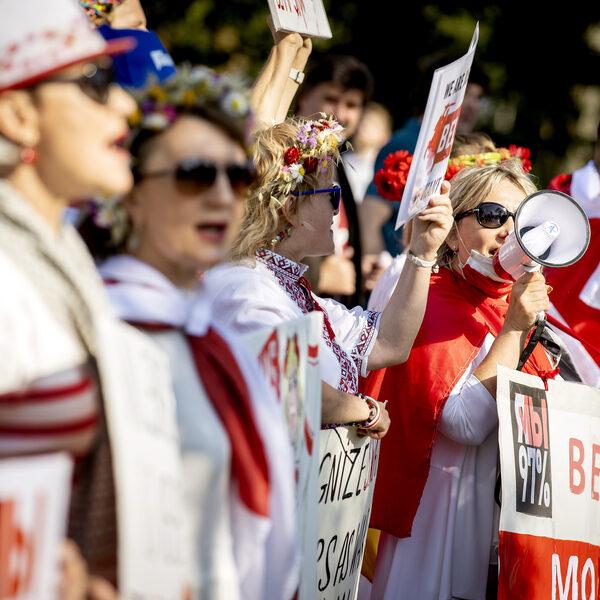 Wat is er aan de hand in Wit-Rusland?