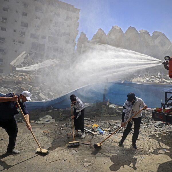 'Europa zou gebruik moeten maken van zijn soft power in Israëlisch-Palestijns conflict'