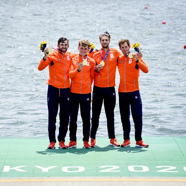 Olympisch goud voor Nederland: de medailleregen in de nacht van RadiOlympia
