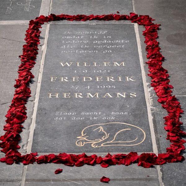 Hij is een van de grootste Nederlandse schrijvers aller tijden, maar kennen jongeren W.F. Hermans nog?
