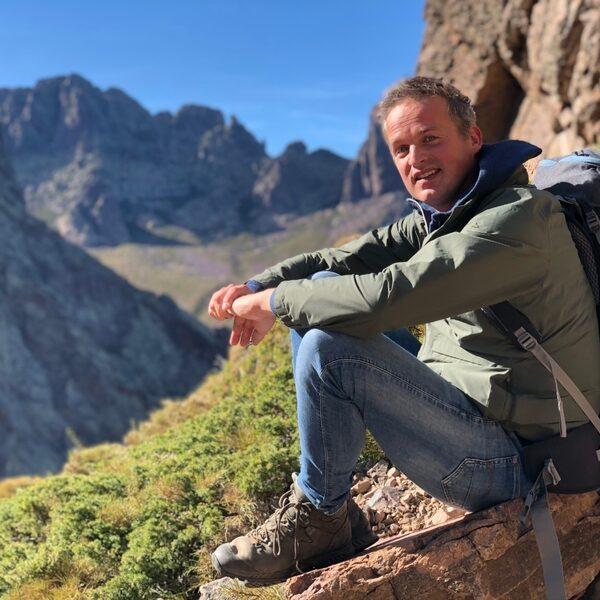 Programmamaker Arnout Hauben over zijn avonturen langs de Middellandse Zee: 'Het liefst laat ik mezelf verdwalen'