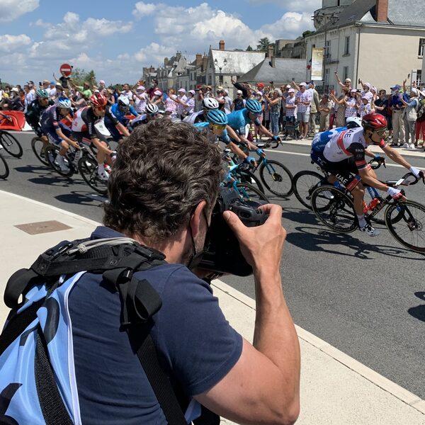 Tour-column #7: Cowboys met camera's