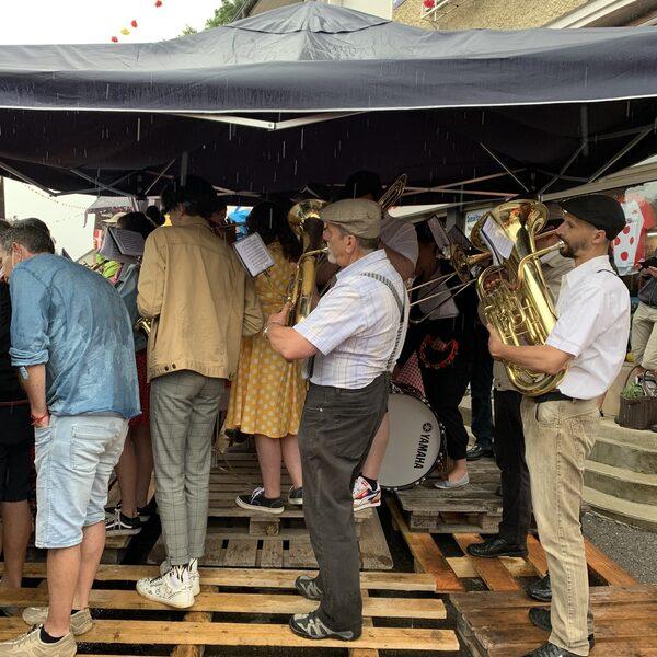 Tour-column #8: En het orkest bleef spelen