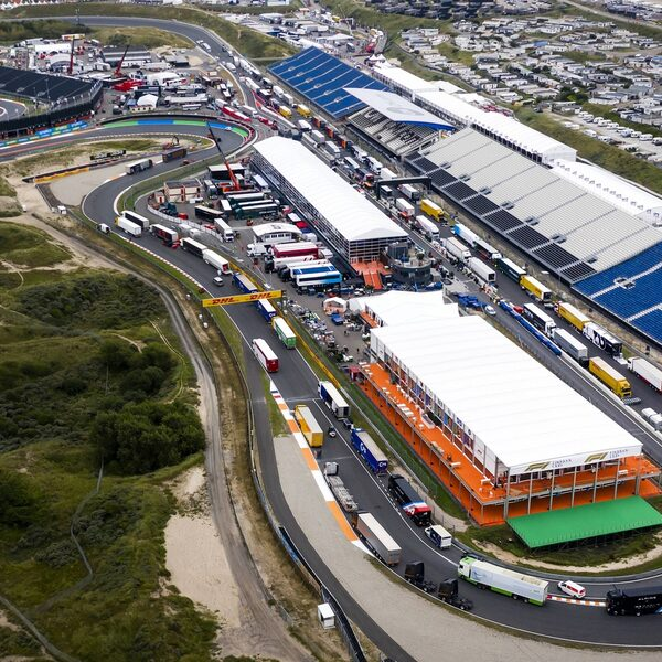 Het verschil tussen het oude en nieuwe circuit in Zandvoort