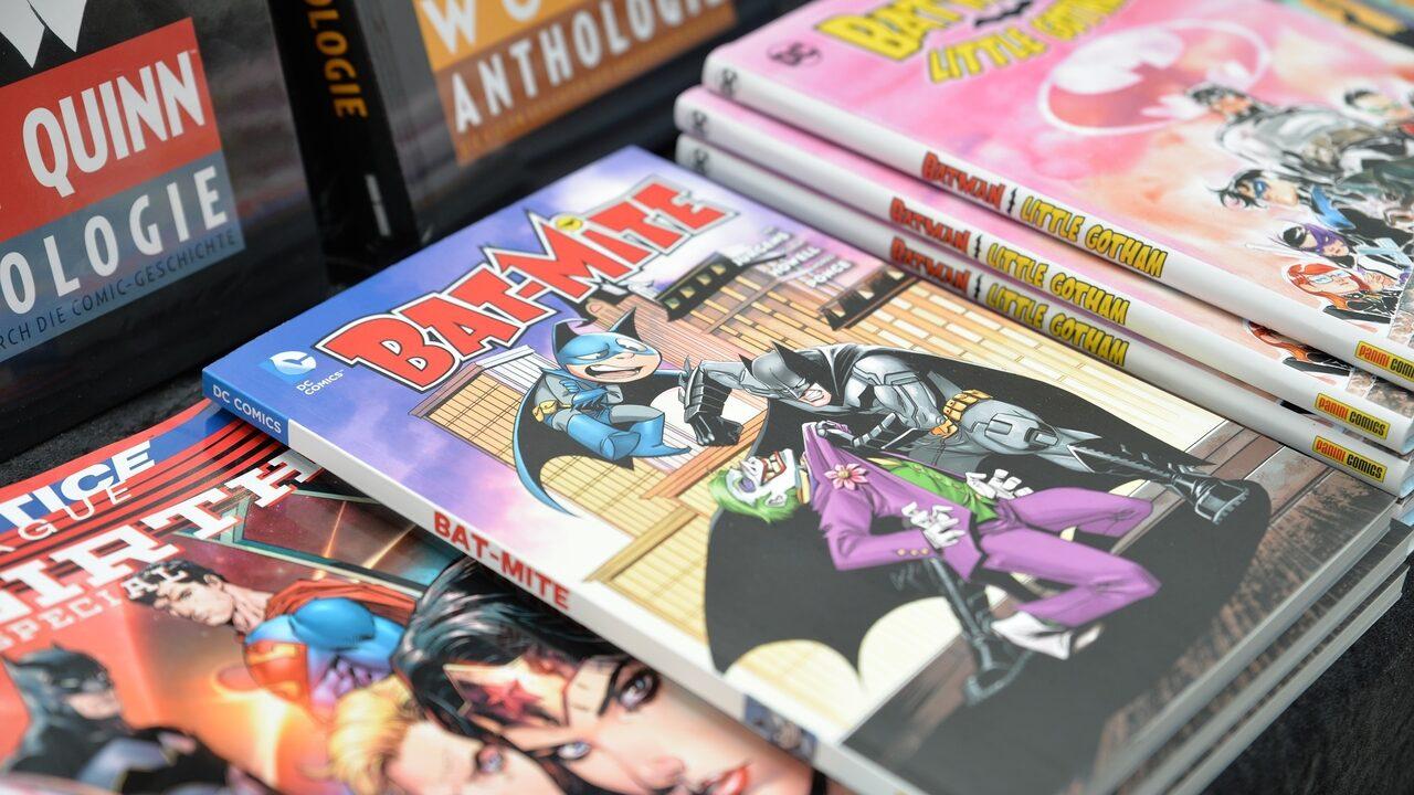 Sidekick stripheld Batman komt uit de kast