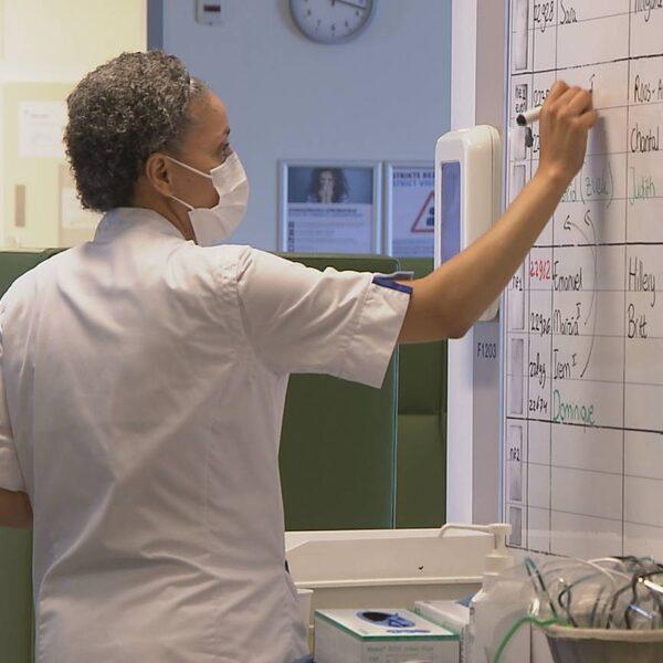 Drie kwart van covidpatiënten in ziekenhuis is niet gevaccineerd