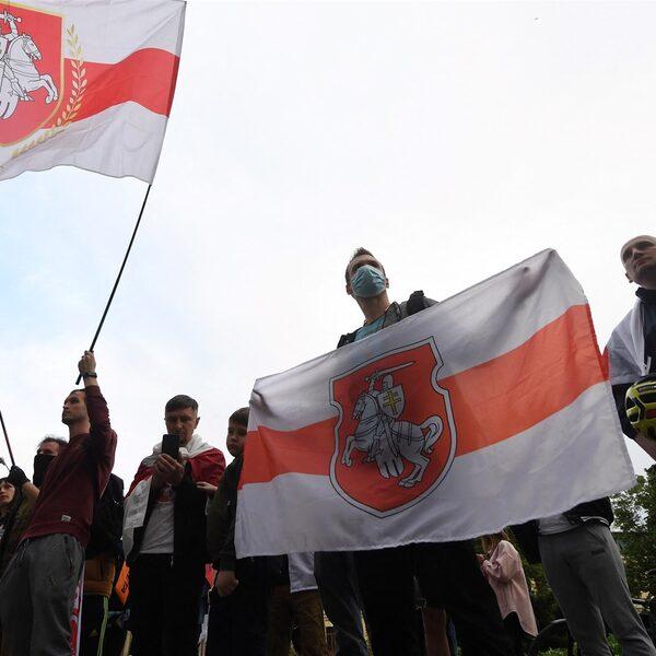 Wit-Rusland tussen Rusland en Europa