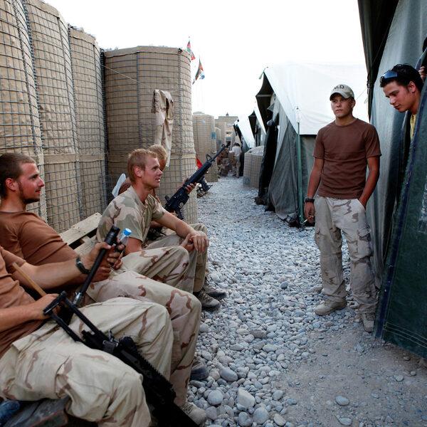 Ontluistering bij Afghanistan-veteranen: 'Kameraadschap ook nu nog belangrijk'