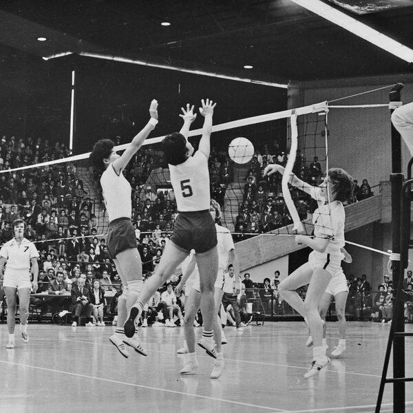 Terug naar Tokio 1964: Het volleybalgoud van Japan