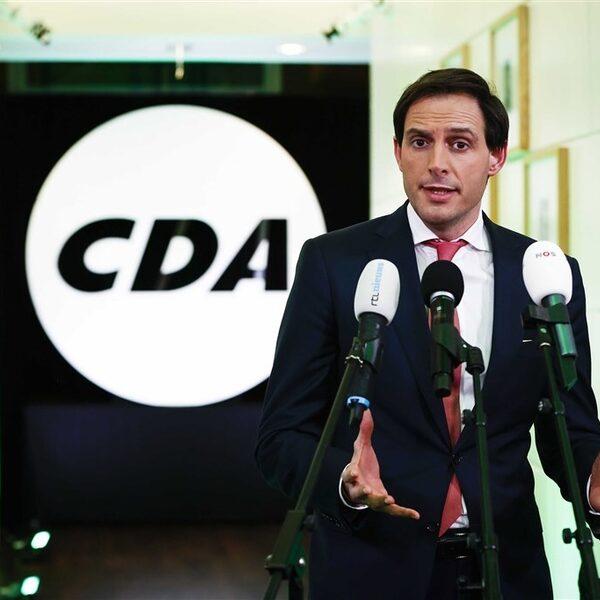 Podcast De Dag: de puinhopen in het CDA