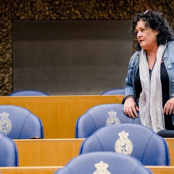Caroline van der Plas 'Wij gaan samenwerken met andere kleine partijen'