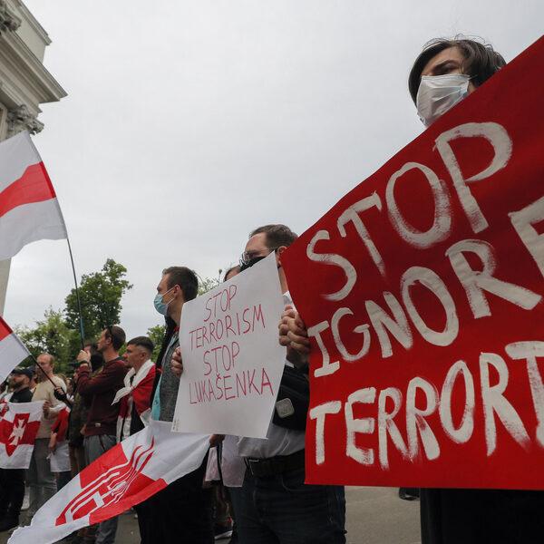 'Burgers in Wit-Rusland raken nog verder geïsoleerd'