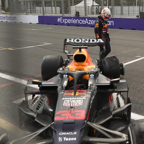 NOS Formule 1-podcast #7: 'Thriller met bandenspanning nekt Verstappen en Pirelli'