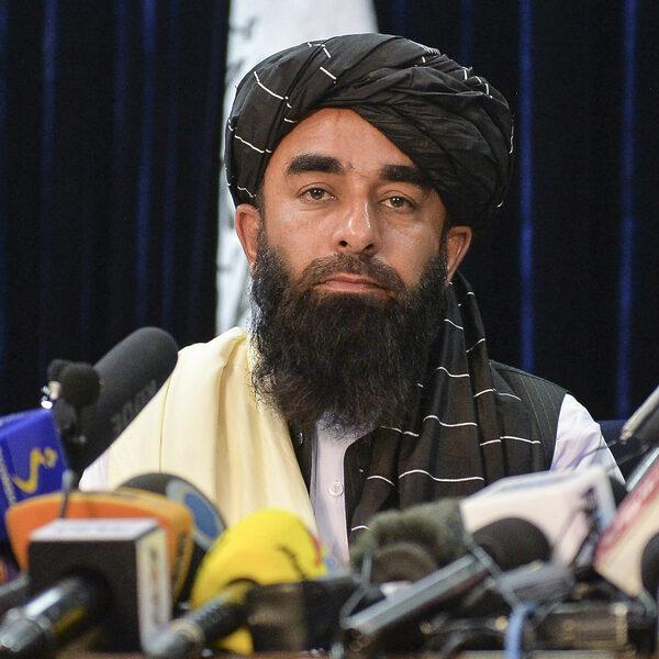 Zagen we in de persconferentie een nieuwe Taliban? 'Ik neem het met de dag'