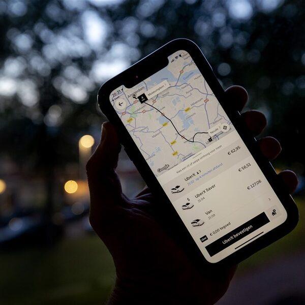 Podcast De Dag: Het probleem met de Ubers van deze wereld