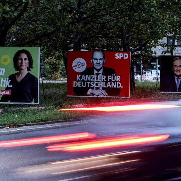'In Duitsland kun je aan de eerste prognose van de verkiezingsuitslag al zien welke kant het opgaat'