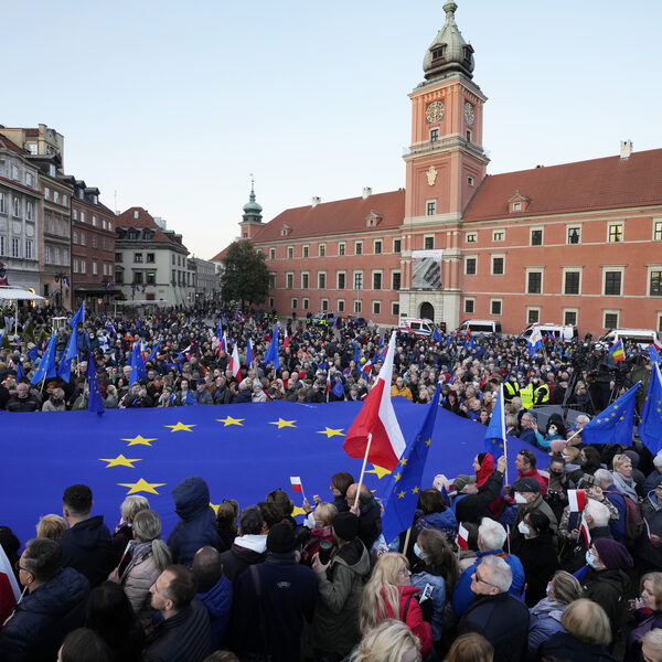 Podcast De Dag: het flinterdunne Europagevoel van Polen