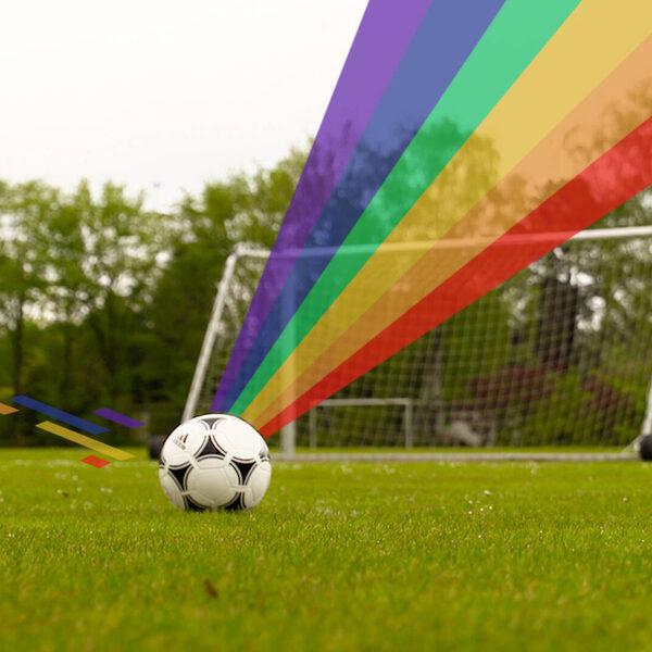 Merendeel voetbalprofs geeft lhbti-acceptatie een onvoldoende, blijkt uit onderzoek