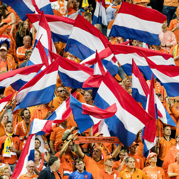 Het mooiste geluid is Oranje - De sportzomer op NPO Radio 1