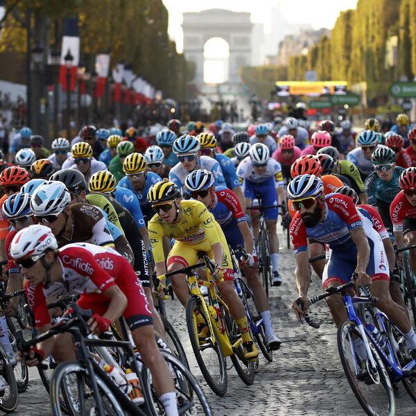 Mis niks van de Tour de France met NPO Radio 1