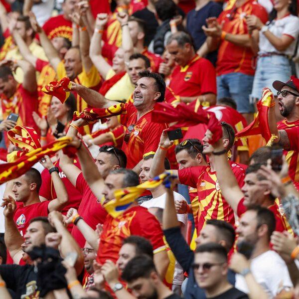 Hoe Noord-Macedonië aan de bijnaam 'de Rode Leeuwen' komt