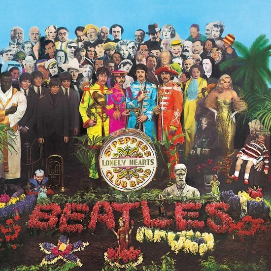 Cover Sgt. Pepper's Lonely Hearts Club Band