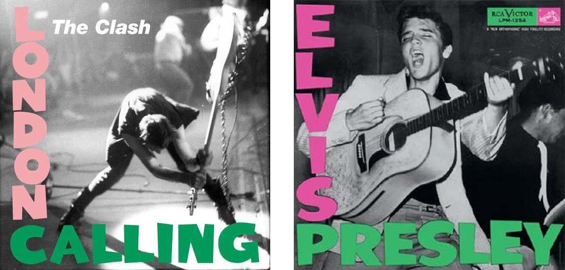 London Calling Elvis Presley