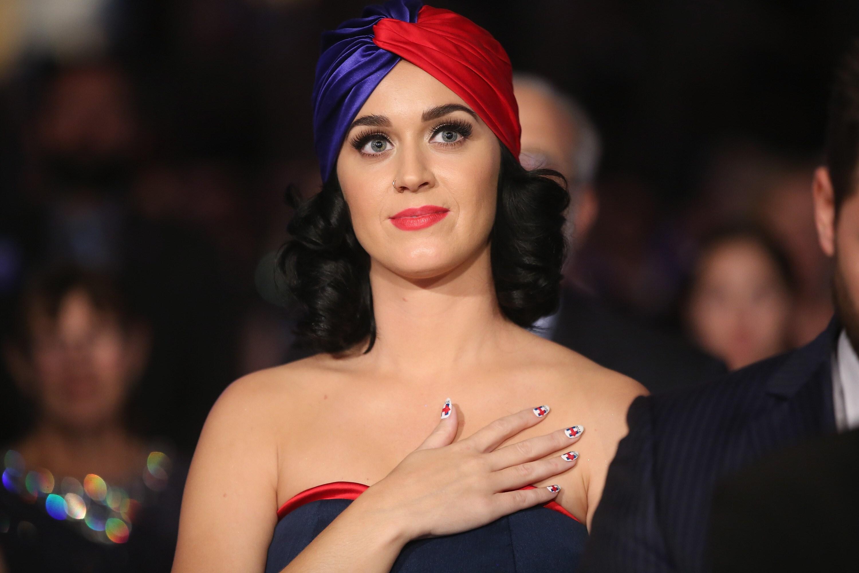 ANP Katy Perry
