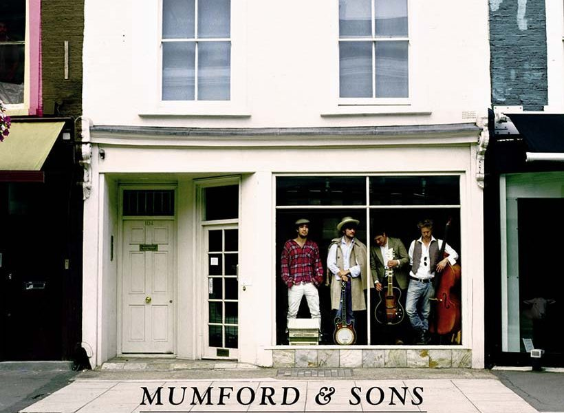 Mumford And Sons Sigh No More album cover web optimised 820 820x600