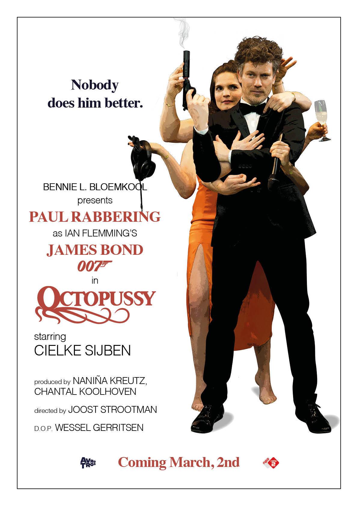Paul20en20 Cielke20 20 Octopussy20 Poster