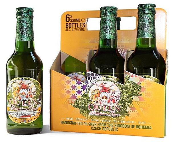 Queen bier