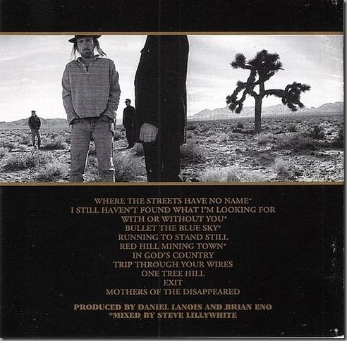 U2 Album Art 1
