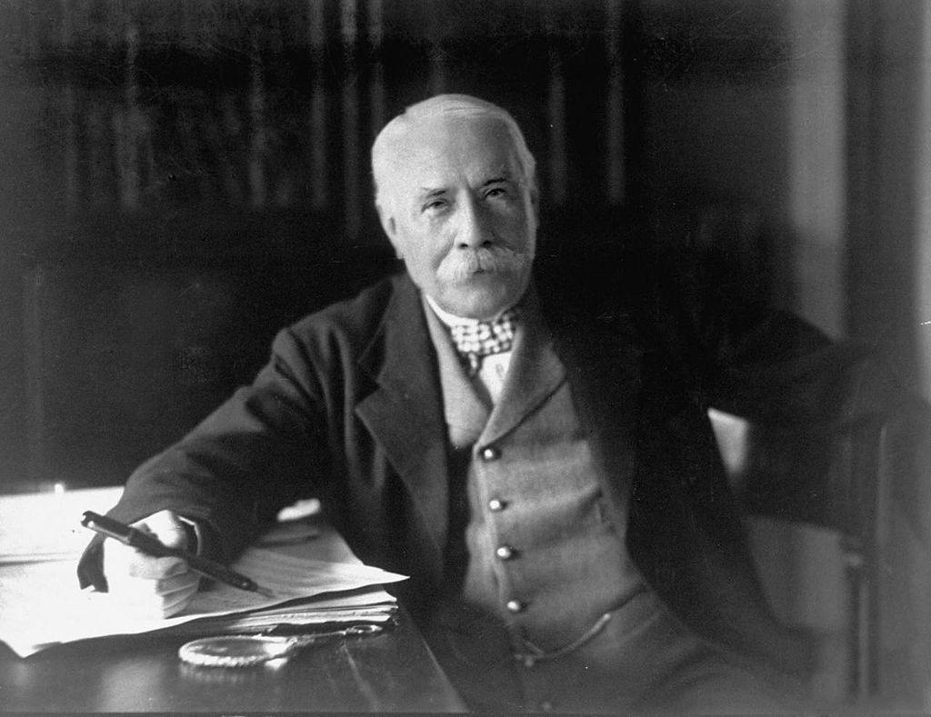 Edward Elgar in 1931