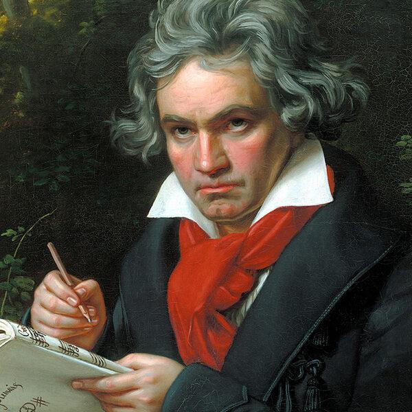 Componist - Ludwig van Beethoven