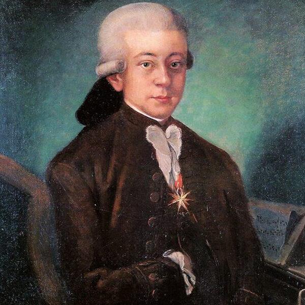 Mozart als vrijmetselaar