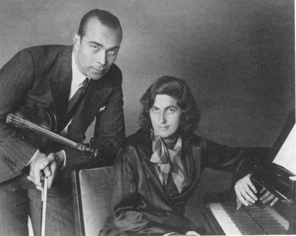 Henriette bosmans en francis koene 1922 wikimedia commons
