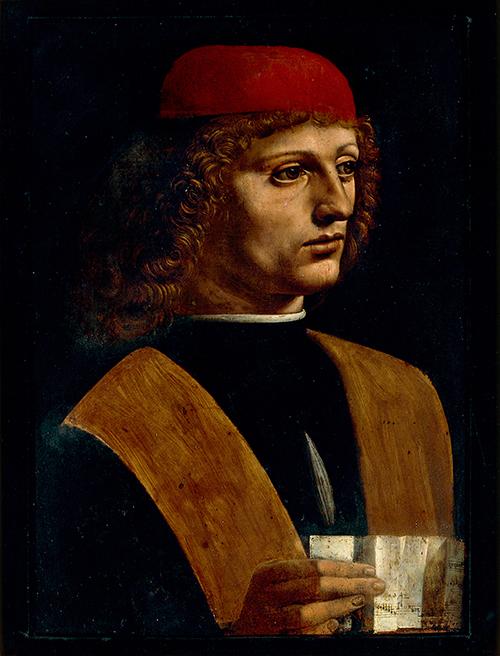 Klein mogelijk josquin desprez leonardo da vinci wikimedia commons