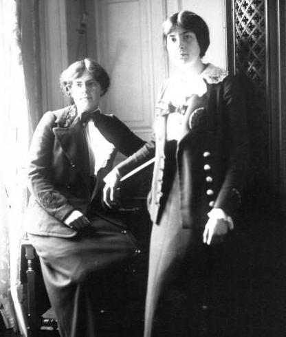 Nadia en lili boulanger 1913 wikimedia commons