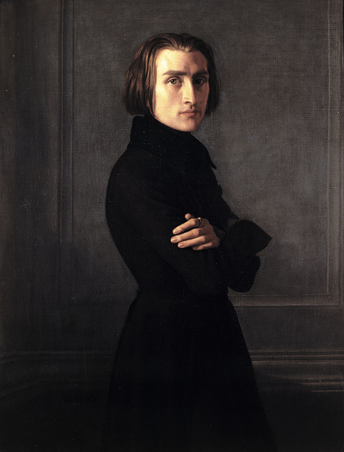 Portret franz liszt wikimedia commons klein