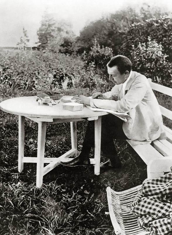 Rachmaninov ivanovka derde pianoconcert 1910 wikimedia commons