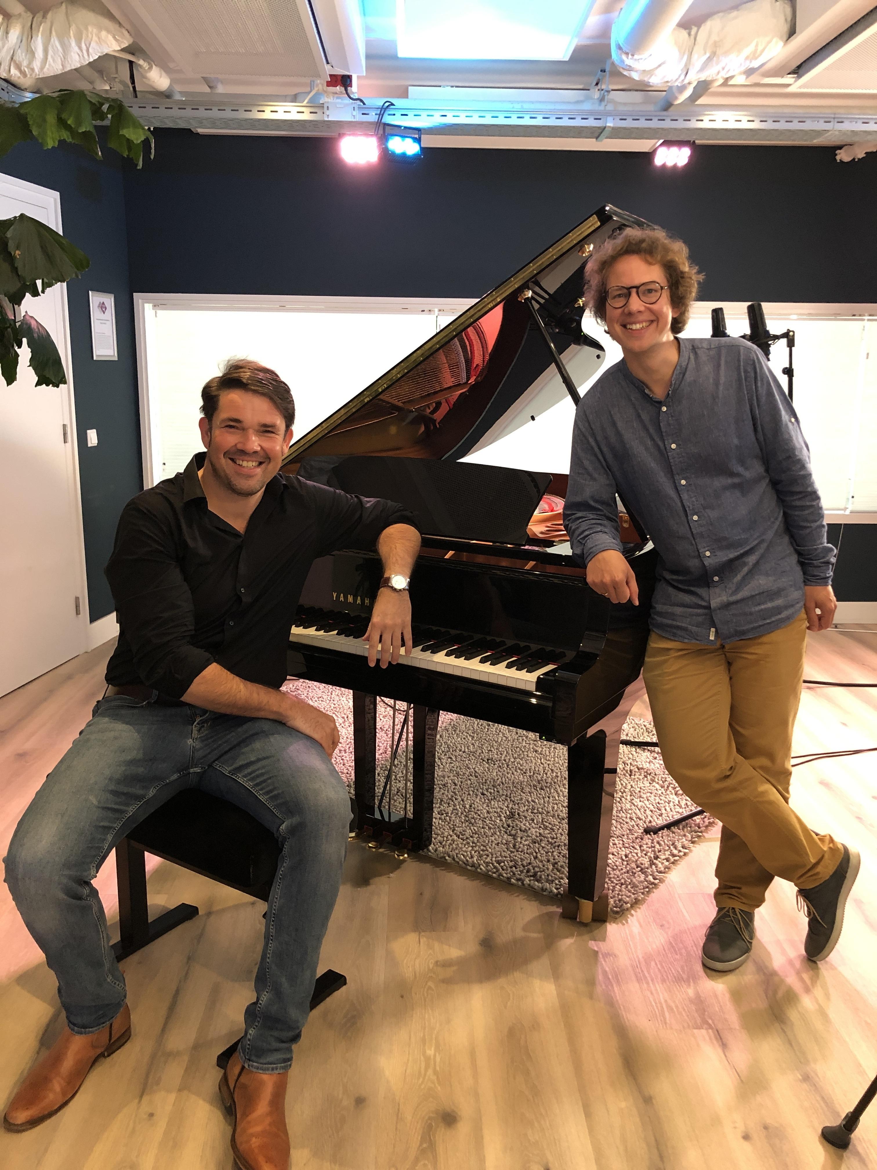 Ab Nieuwdorp & Hannes Minnaar